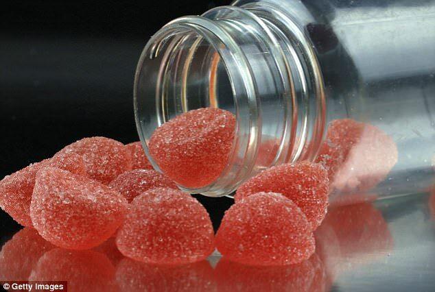 维生素软糖不能取代膳食营养 过量食用不利于健康