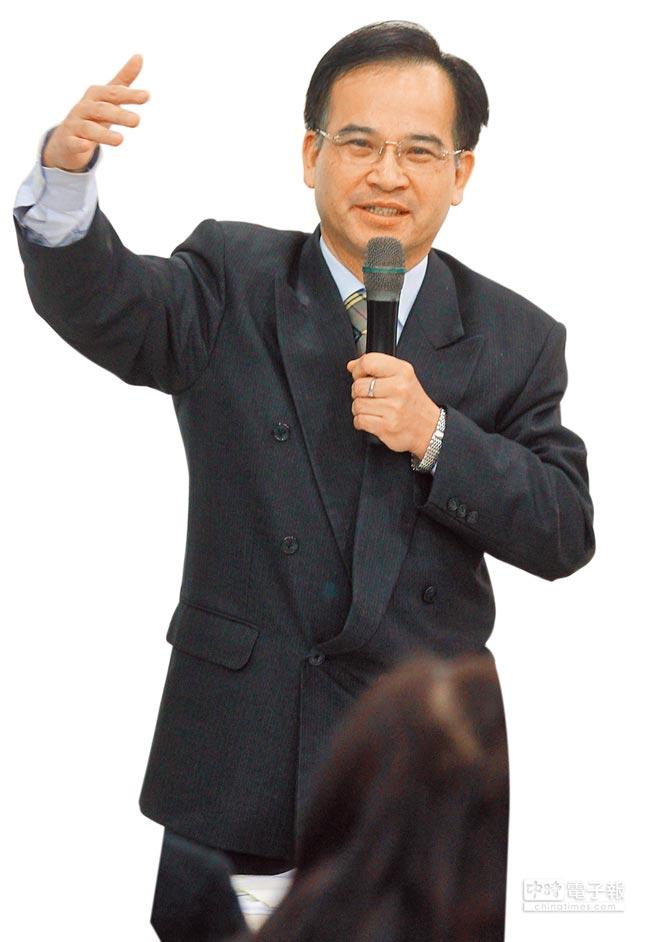前台南县长炮轰民进党中央:反民主、开时代的倒车