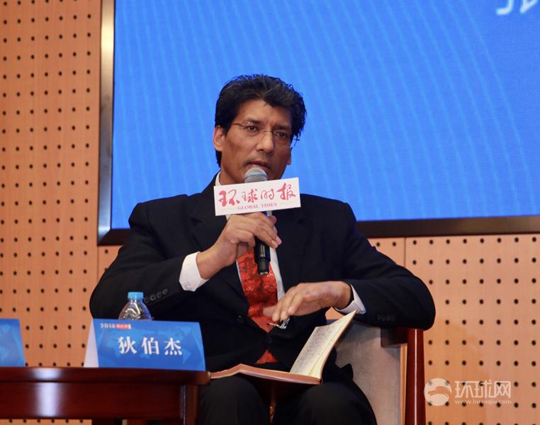 """印度学者谈""""龙象之争""""根源:中国小看印度,印度没大看中国"""