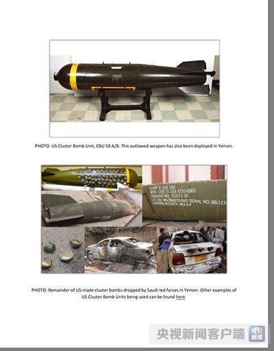 伊朗提供文件部分截图