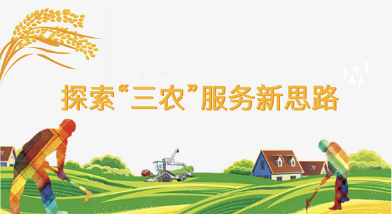 """前隆科技协助元丰探索""""三农""""服务新思路"""