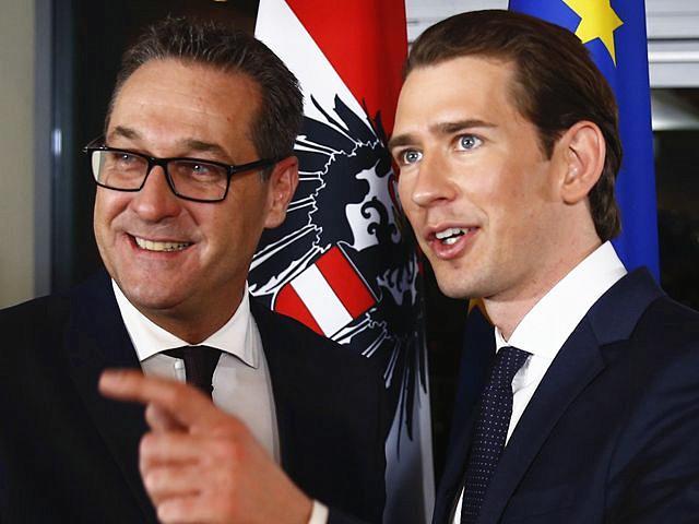 奥地利民粹党跻身政府引担忧:西欧国家中唯一一个