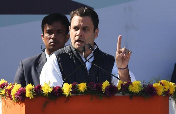 尼赫鲁-甘地家族第四代执掌国大党 将挑战莫迪