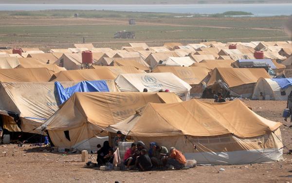 """俄媒:美在叙难民营培训武装分子,大部分来自""""伊斯兰国"""""""