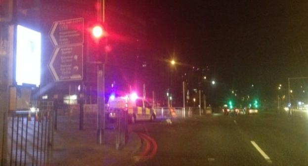 英国伯明翰6车相撞 致6人死亡1人重伤
