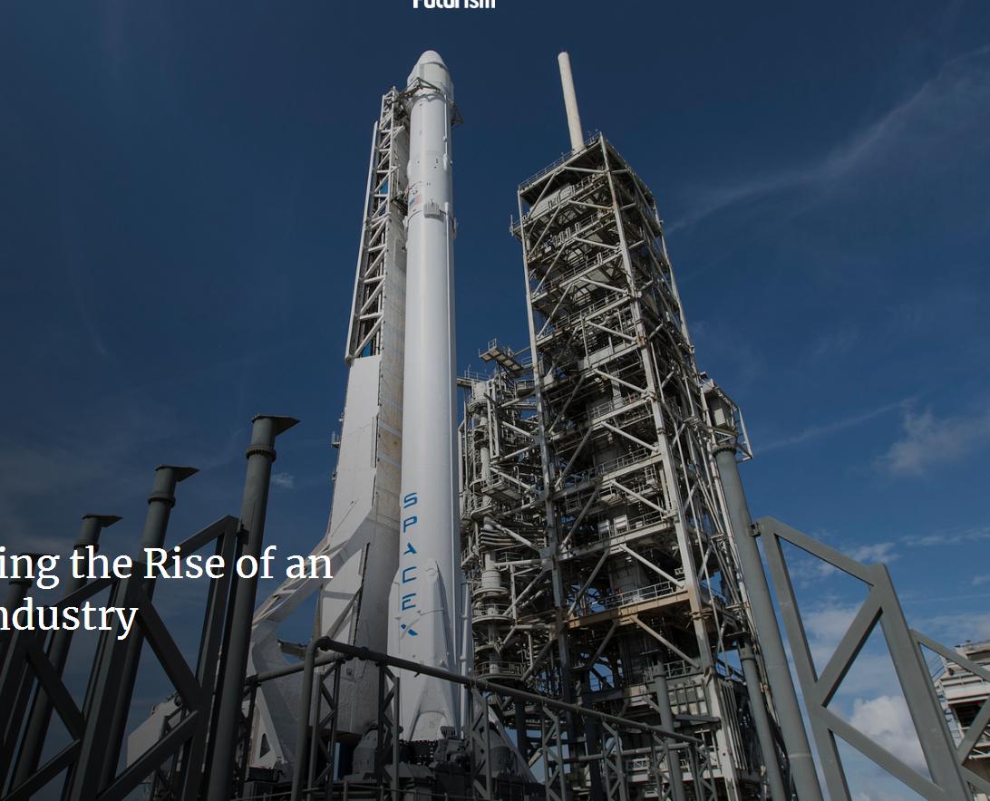 领袖还是垄断?私营太空产业标准将由SpaceX制定