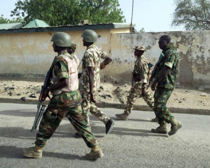 4名中国人在尼日利亚被海盗绑架 尼军警成功解救