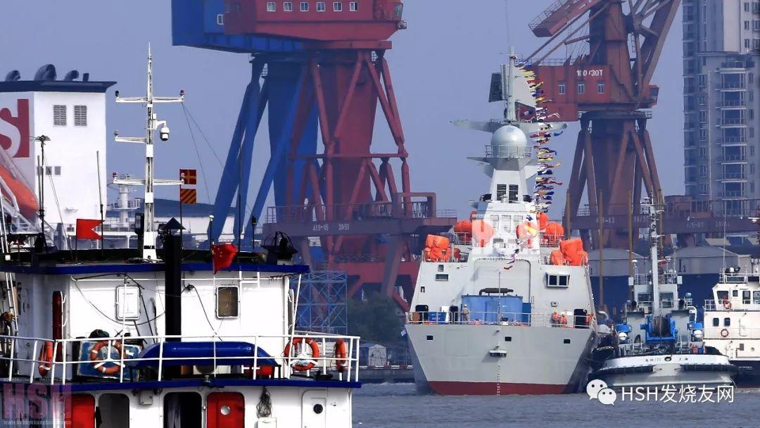 中国海军第29艘054A护卫舰下水【组图】 - 春华秋实 - 春华秋实 开心快乐每一天