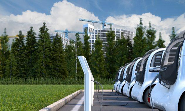 雄厚资本注入 中国互联网企业发力新能源汽车市场