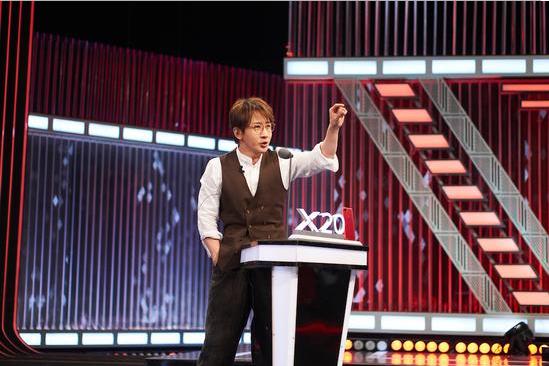 《吐槽大会》刘谦展示七国外语 语速堪比华少