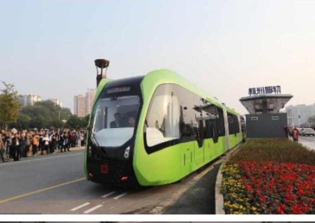 2018年英国剑桥地区准备引进中国无人驾驶系统