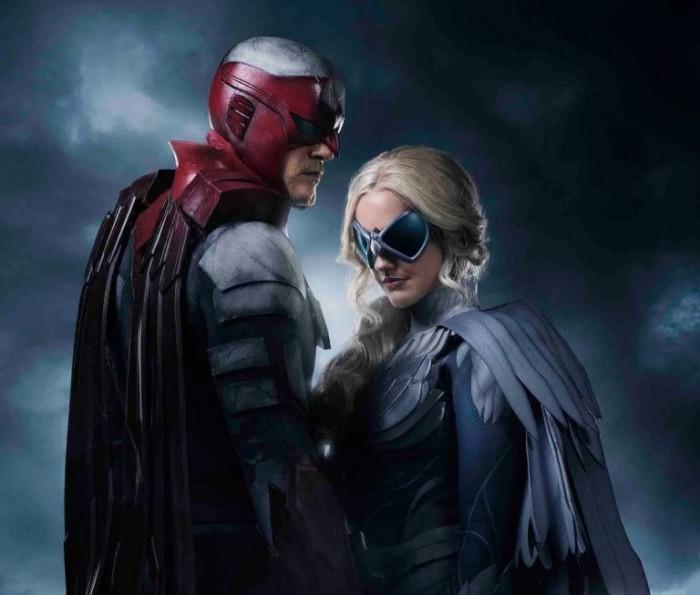 DC新剧《泰坦》曝光更多人物造型 明年开播