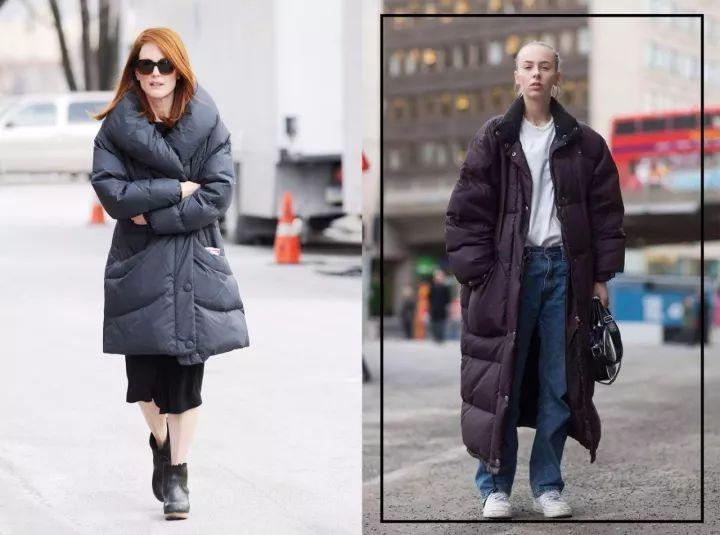 比羽绒服好看、比大衣保暖,这件外套冬天最不能少!
