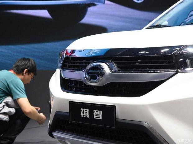 GS4姊妹车 广汽三菱祺智PHEV将19日上市