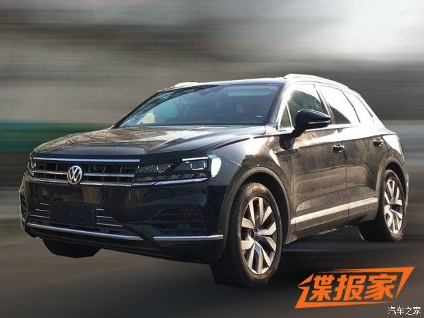 看重中国 新途锐或2018北京车展首发