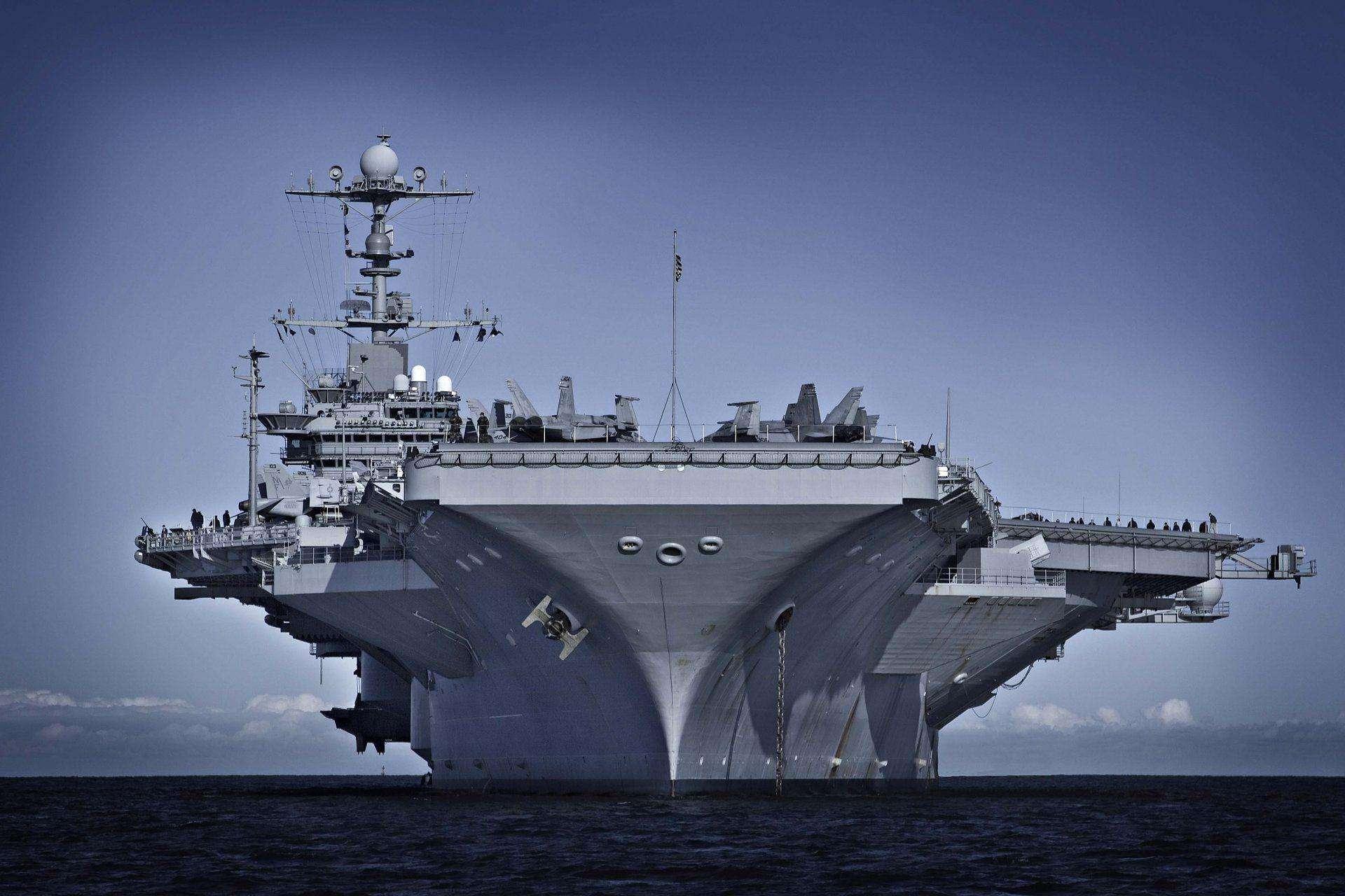美国动武有何征兆?宣告外交失败、集结作战力量