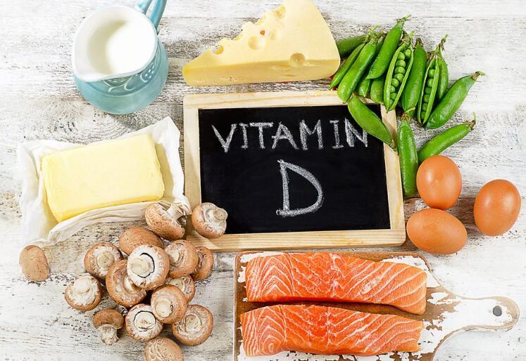 抑郁难过不快乐? 建议您多吃这7种富含维生素D的食物