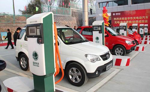 中国正开足马力寻求成为电动汽车超级大国