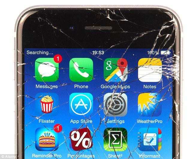 """再不担心手机碎平!东京大学研制出""""自愈""""玻璃"""