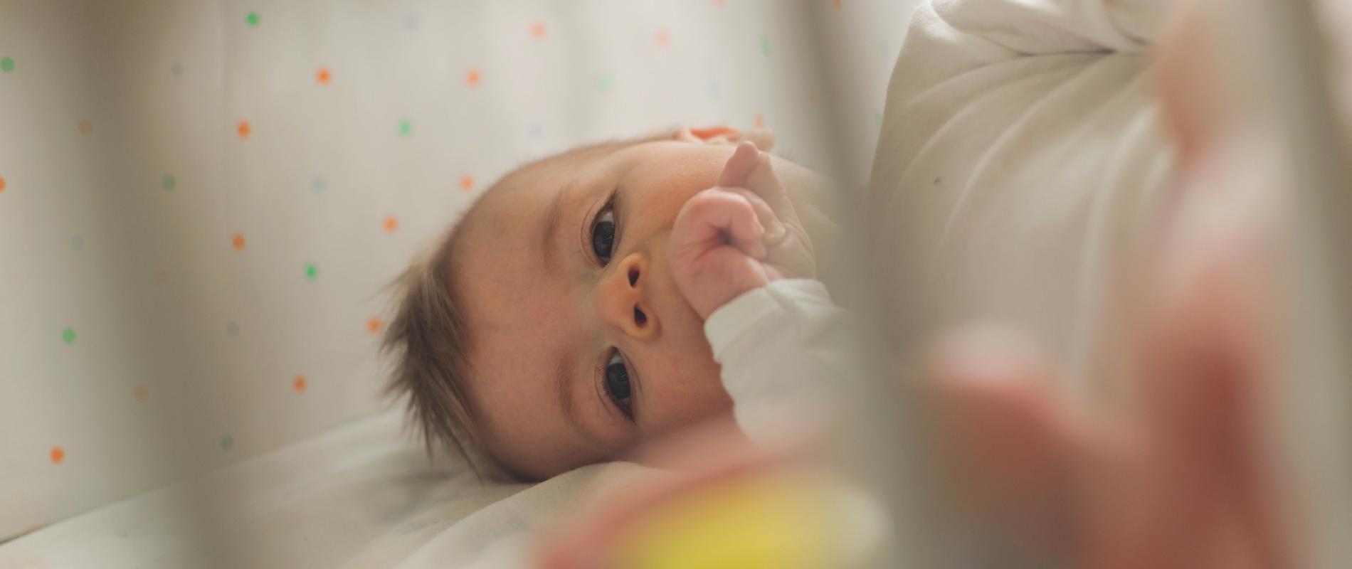 逾3成婴儿有就寝妨碍 法媒帮你剖析基本缘由