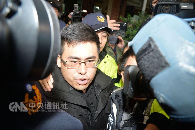 新党青年领袖王炳忠等人被抓 岛内民怨爆炸