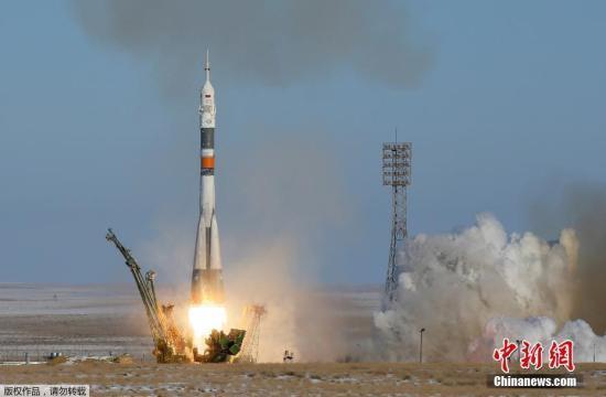 """俄""""联盟MS-07""""飞船将与国际空间站自动对接"""