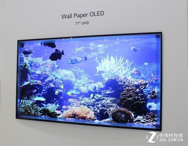 为什么只有韩国能生产大尺寸OLED?中国不行