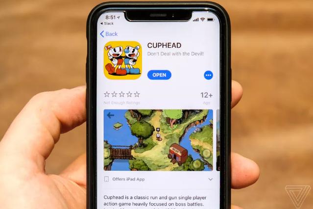苹果让一款假冒的游戏进入苹果App Store