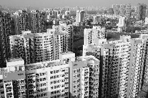 11月深圳房价同比领跌 多数热点城市房价比一年前低