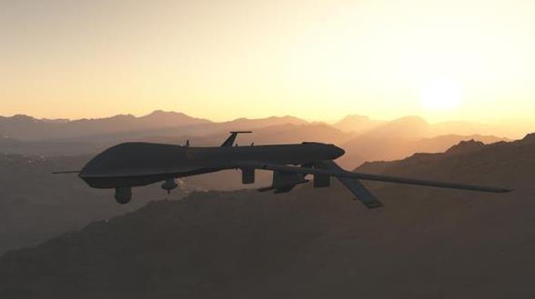 南加州火灾肆虐,美国出动MQ-9无人机助力扑灭山火