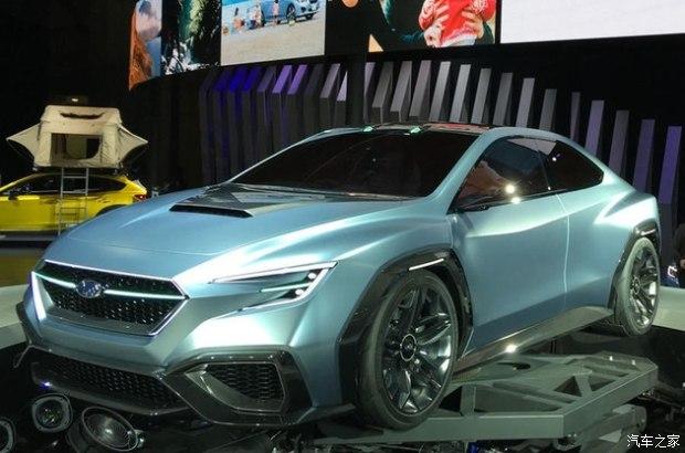 或2020年亮相 斯巴鲁WRX将推出电动版
