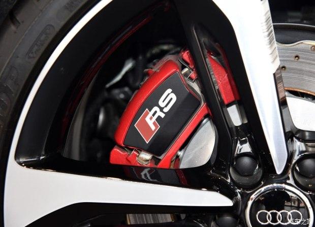 奥迪发展电动性能车战略 2020年发布首款车型