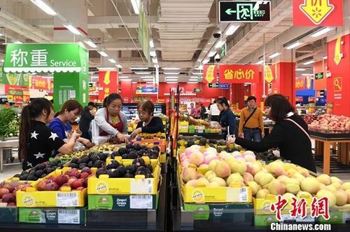 商务部:上周食用农产品价格涨幅回落