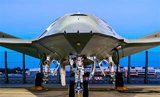 波音公司全新舰载无人机竞标MQ25项目
