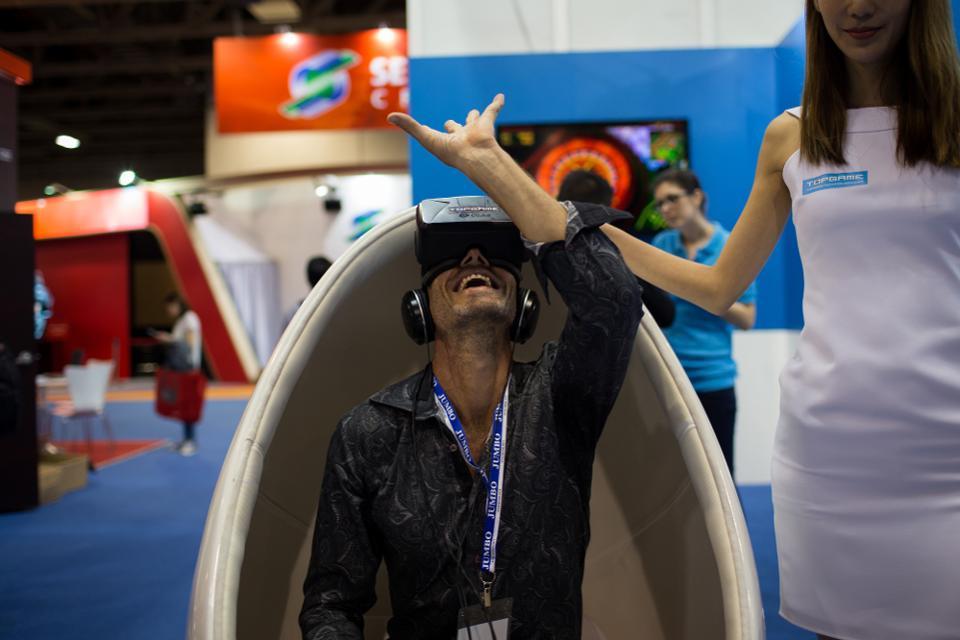 福布斯:VR/AR兴起 世界都在关注中国人怎么做