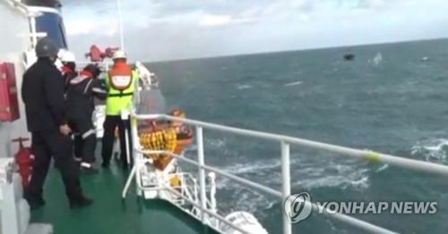 """快讯!韩媒:韩国海警向中国""""越界""""渔船开枪"""