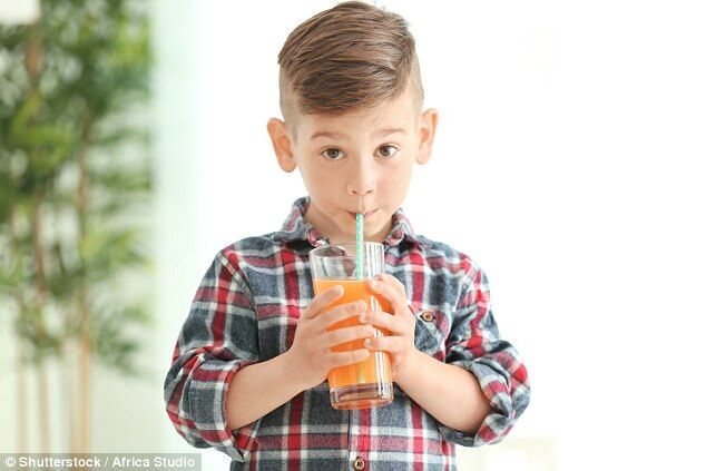孕期妈妈需注意!含糖果汁或引发儿童哮喘