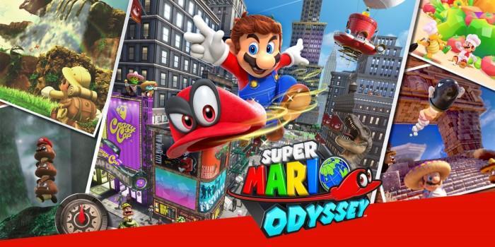 《超级马里奥:奥德赛》日本销量超过100万份