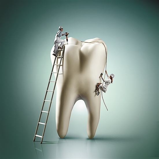 不想掉牙快学会应对这三大牙问题