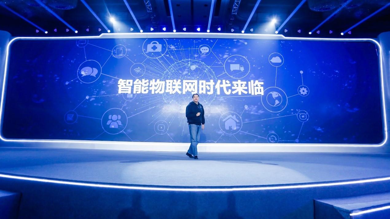 引领智能物联网时代 联想将构建开放智能生态体系