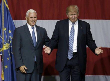 互捧还是互相利用?CNN:彭斯欲借力特朗普完成总统之路