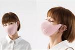 可搭配智能防雾霾口罩!