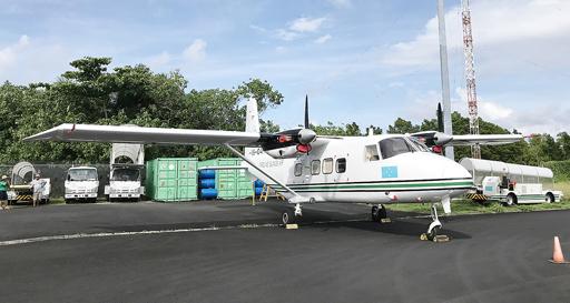 中国国产民机进军南太平洋市场 数量达7架