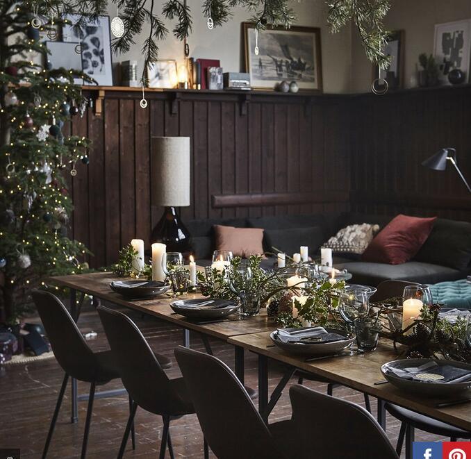 迎接圣诞节:2017年必不可少家居装饰潮流