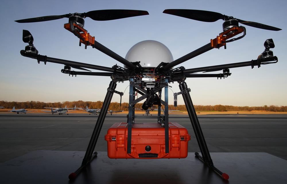 体验 YUNEEC H520:航拍新手也能轻松操控的行业级无人机
