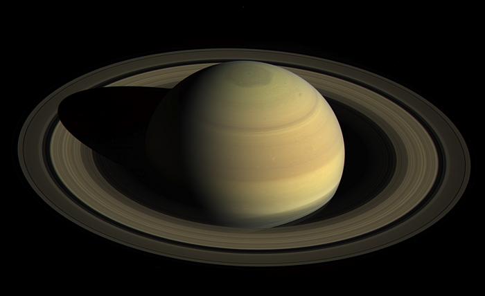 天文学家或许刚刚搞清楚了土星环的来源