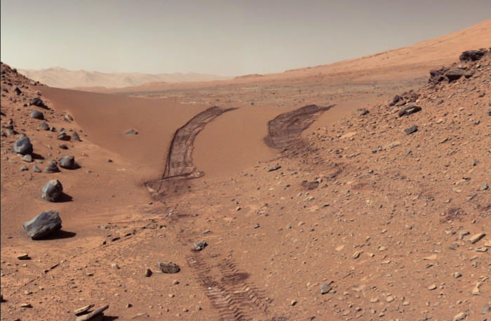 科学家对于火星海洋消失提出一个新理论