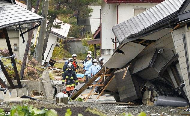 专家:日本30年内还将遭遇超大型地震