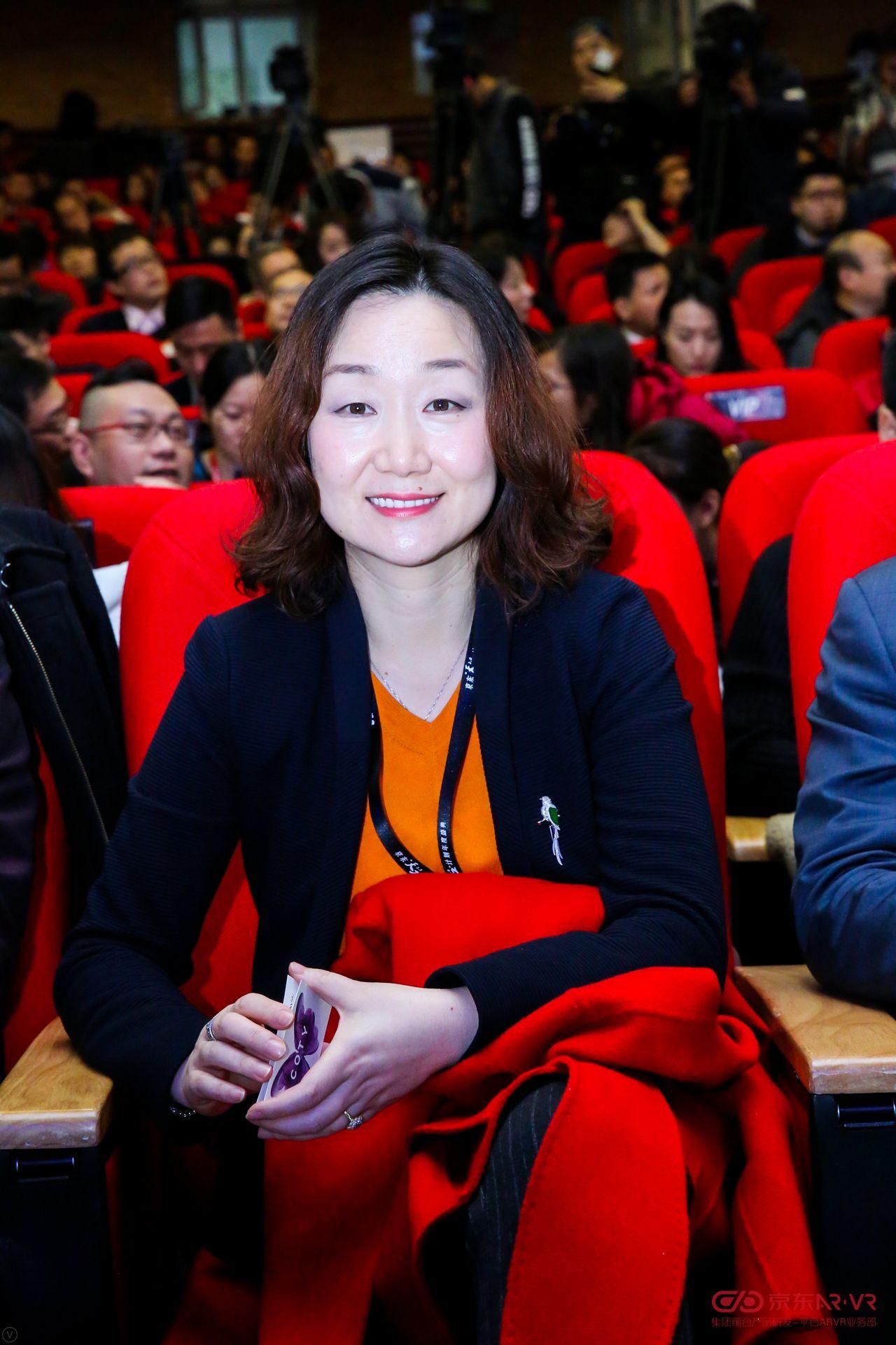 环球网专访科蒂集团大众化妆品事业部大中华区总经理Shirley Xue