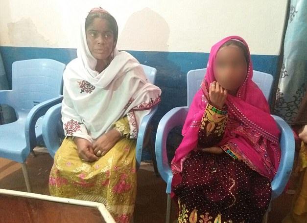 巴10岁女童被母亲卖给50岁男子给父亲治病